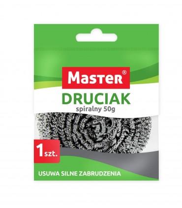 DRUCIAK SPIRALNY SUPER DUŻY 50g 1szt. MASTER S139